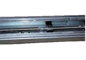 Screw Drive Rail for Automatic Garage Door Opener