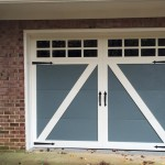 Atlanta's Top 5 Garage Door Styles