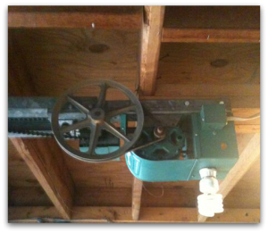 garage mechanism