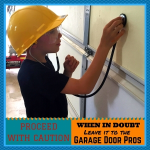 troubleshooting garage door problems