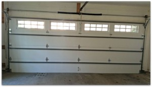 Interior Garage Door Repairs