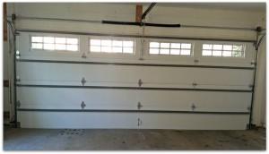 Interior Garage Door Repairs