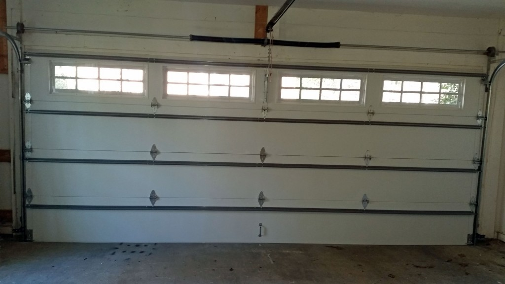 Electric Garage Door Interior