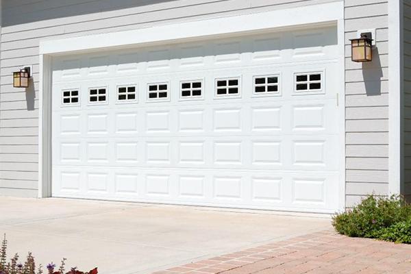 home garage door inspection