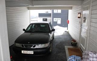 garage door for carport