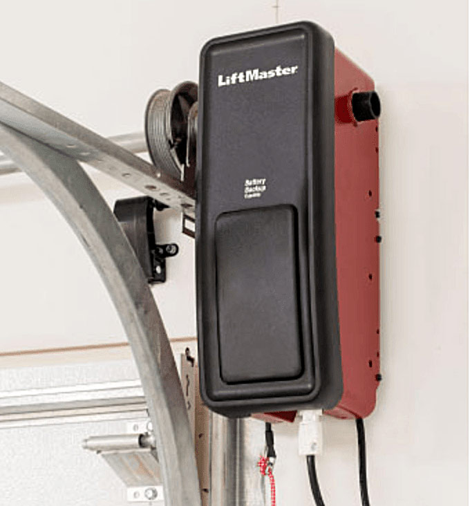 Liftmaster 8500 wall mounted garage door opener